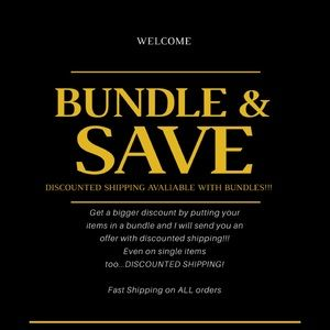 💲💲💲SAVINGS💲💲💲... Read for more details